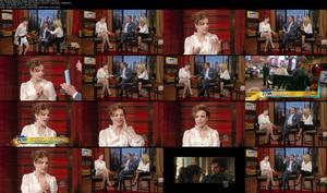 Rachel McAdams - Regis & Kelly [08-12-09] (1080i)