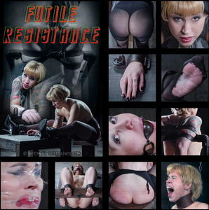INFERNAL RESTRAINTS: Jun 5, 2015: Futile Resistance | Elizabeth Thorn