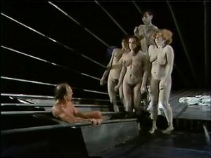 nude theater