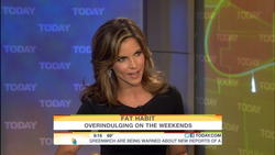 Natalie Morales-Today Show 8/12 Leggy Interview Wearing all Black