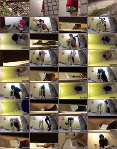 BENT-002 Women Panic Excretion Asian Scat Scat Voyeur