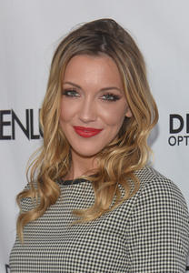 Katie Cassidy Genlux Summer Issue Cover party in LA 06-28-2014