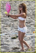 Samantha Droke @ Ashley Tisdale's Birthday Party in Malibu 7/2/11 *Untagged Add*