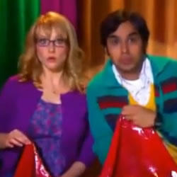 The Big Bang Theory: 'My Heart, My Universe' – Bollywood