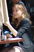 Erika Christensen Having Lunch in Beverly Hills on April 5, 2011